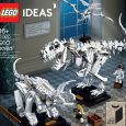 This morning, the LEGO Group unveiled LEGO Ideas Dinosaur Fossils, which features three detailed dinosaur fossils at a 1:32 scale – a Tyrannosaurus rex, Triceratops and Pteranodon. The 910 piece […]