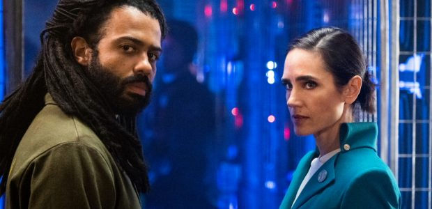 TNThas revealed a sneak-peek teaser clip from itspost-apocalyptic, sci-fi thriller SnowpierceratNew York Comic Conin homage to its graphic novel routes.TNT presented a panel featuring Oscar® winnerJennifer Connelly Tony Award® winnerDaveed […]