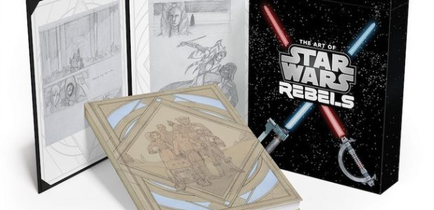 Dark Horse and Lucasfilm Offer Fans an Illuminating Look at the Beloved Animated Series Dark Horse and Lucasfilm are thrilled to reveal details from the upcomingThe Art of Star Wars […]