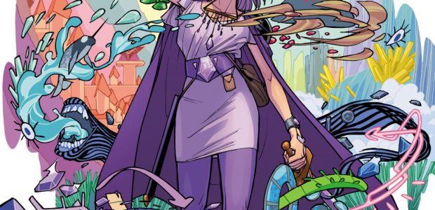 AMETHYST Will Be On Sale Monthly Starting February 2020 All Wonder Comics Characters Will Team Up for First Time in Young Justice #12 Announced today at DC's Wonder Comics panel […]