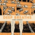 If you are looking for something different, say no more. I have just the book for you! It's Deep Breaths, by Chris Gooch, from IDW and Top Shelf.