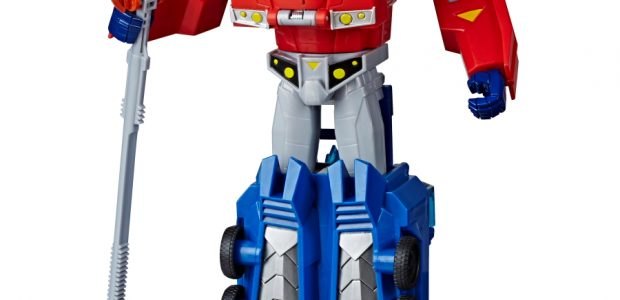 This weekend, Hasbro revealed their latest products from their MCM London Comic Con 2019 panel featuring new BOTBOTS and CYBERVERSE figures for fans to collect. BOTBOTS  TRANSFORMERS BOTBOTS – […]