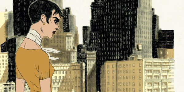 For someone looking past the costumed heroes and the cartoony apocalyptic stories, Gramercy Park, from IDW, is a breath of New York air. From on the roof, though, among the […]