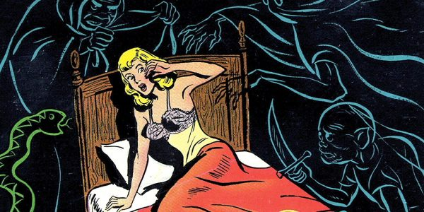 IDW and Yoe Books bring us Ghosts: Classic Monsters of Pre-Code Horror Comics. In this newest collection of reprinted stories from Yoe Books, there's more than meets the eye, (ha […]