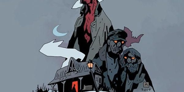 How does Hellboy keep getting himself into these situations! A simple meeting turns into an all-night vigil and a fight to the death. I love how Hellboy just accepts that […]