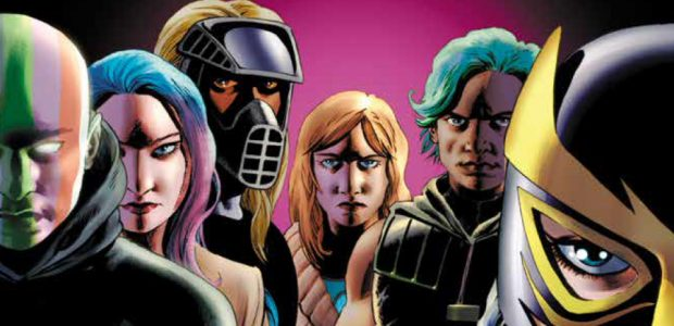 By Co-writers Mark Waid and Kwanza Osajyefo, Artist Phil Briones and Colorist Andrew Crossley And Teases Upcoming Storylines Controversial, political and timely, Humanoids' H1 shared universe has the comic book […]