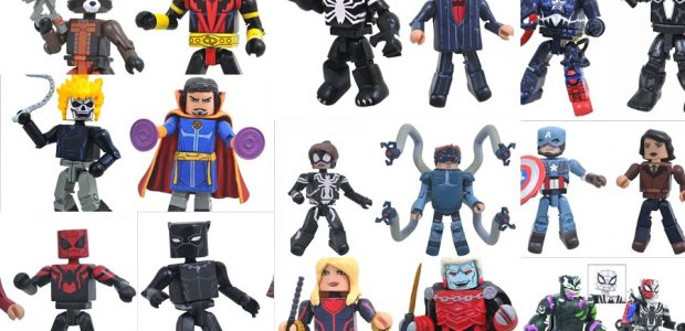 It's official – new Marvel Animated Minimates have hit Walgreens! More heroes and villains from the Marvel's Spider-Man, Marvel's Avengers and Marvel's Guardians of the Galaxy are now available as 2-inch Minimates […]