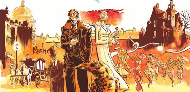 All your favorite Neil Gaiman graphic novel adaptations will be available in deluxe, hardcover compendiums Deluxe oversized collections of comic stories from celebrated and award-winning writer Neil Gaiman, in conjunction […]