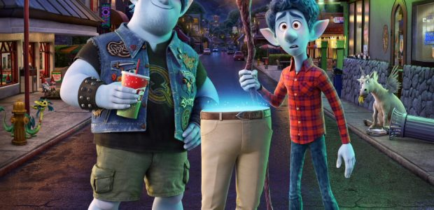 """Disney and Pixar's """"Onward,"""" which hits theaters March 6, 2020, unveiled a new trailer, poster and images this morning.Set in a suburban fantasy world, """"Onward"""" introduces two teenage elf brothers, […]"""