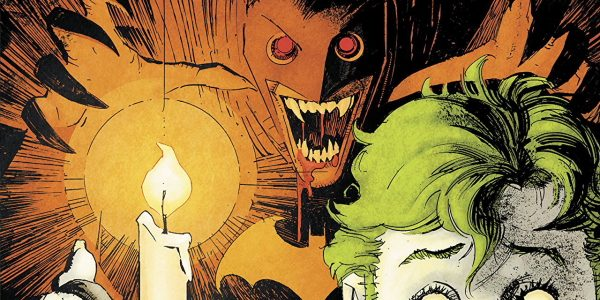 In fine Halloween fashion, DC releases a larger than usual comic, a collection of creepy short stories. Guaranteed to horrify, it's Secrets of Sinister House. Home to eight short stories, […]