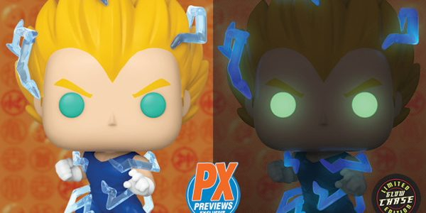 Hop into the hyperbolic time chamber and power up your Dragon Ball Pop collection with this PREVIEWS Exclusive Super Saiyan 2 Vegeta Pop Vinyl Figure from Funko and Diamond Comic […]