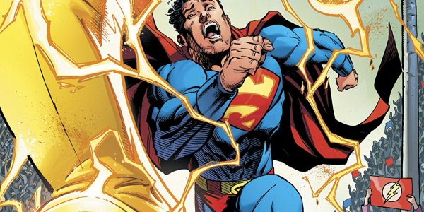 The latest issue of Superman Up In The Sky leaves me a bit up in the air. Issue 4 of this DC title, collects two previously printed chapters of the […]