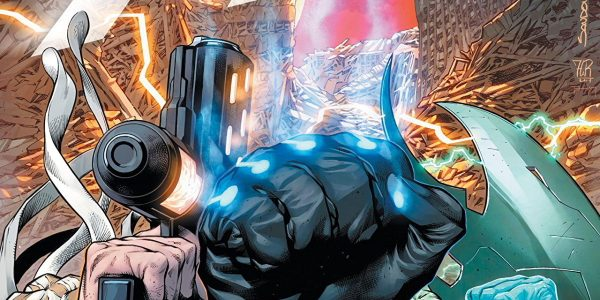 It's a showdown in the Forever Force as Hunter Solomon and Black Flash fight to the death!!! With Barry injured, how can he hope to stop the Black Flash from […]