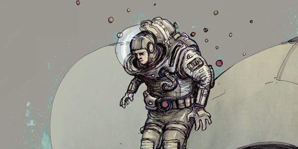The Often Wrong, a collection of work by Farel Dalrymple, is one of those 'soup to nuts' books. It's from Image Comics, and is a mesmerizing assembly. It contains page […]