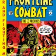 War is still hell, and hell, there is a lot of war in Dark Horse's EC Archive Frontline Combat Volume 2.
