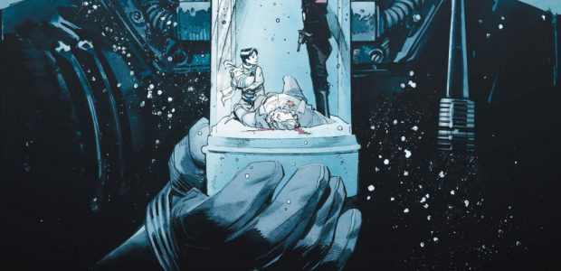 The World of Batman: White Knight Expands with Von Freeze! TheCurse of the White Knightsaga expands in this special interlude issue! Sean Murphy is joined by artists Klaus Janson and […]