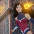 ROSARIO DAWSON, KEVIN CONROY, WILL FRIEDLE, ADRIENNE C. MOORE, MARIE AVGEROPOULOS, MOZHAN MARNO, LAUREN TOM, COURTENAY TAYLOR AMONG CONFIRMED TALENT WONDER WOMAN: BLOODLINES CAST & FILMMAKERS SIGNING AT DC BOOTH