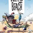 One young wizard's epic quest to find his uncle leads him… To the beach?