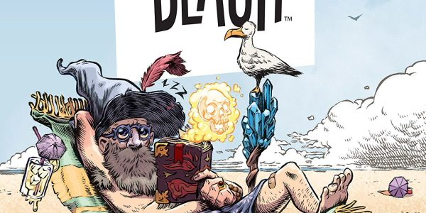 One young wizard's epic quest to find his uncle leads him… To the beach? I really like this comic it puts a slightly different spin on the fantasy quest idea […]