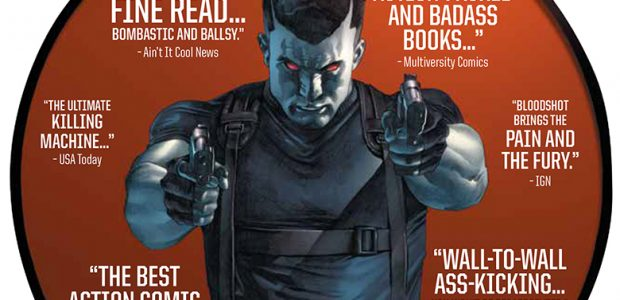 Feast your eyes on footage that wasn't used in BLOODSHOT's unforgettable domestic trailer The thrilling international trailer serves as the perfect intro to Bloodshot, immediately showing off the supersoldier's powers […]