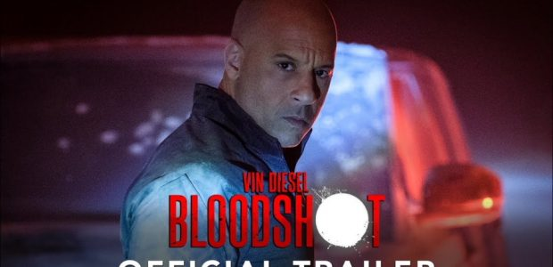 Online now, watch the first official trailer for Sony Pictures' BLOODSHOT – the much-anticipated feature film adaptation of the Eisner and Harvey Award-nominated comic book series starring international superstar Vin […]