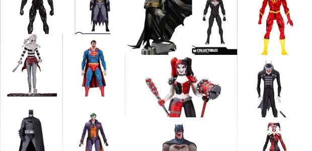 Can't Miss Panel Featuring, Greg Capullo, Paul Harding, Jean St. Jean and DC Collectibles own Jim Fletcher DC Collectibles, known for its iconic lines of collectibles, statues and action figures, […]