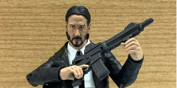 """Whoever comes whoever it is… I'll kill them. I'll kill them all!"" A successful franchise with 3 movies under its belt John Wick breaks into the action figure genre with […]"