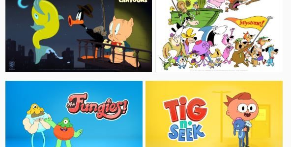 All-New Looney Tunes Cartoons and Jellystone Animated Series From Warner Bros. Animation New Series The Fungies! and Tig N' Seek From Cartoon Network Studios New Live-Action and Animation Hybrid Comedy […]