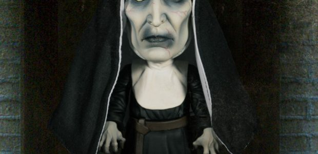 The Nun is here to possess the Mezco Designer Series! The MDS Nun is a super-D take on the demon known as Valek. She comes complete with two interchangeable expressions […]