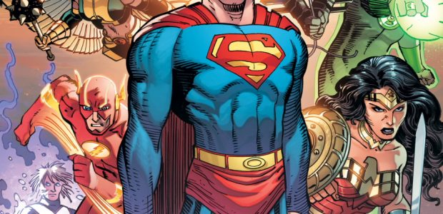 The team-up of Brian Michael Bendis, John Romita, Jr., Klaus Janson, Brad Anderson and Dave Sharpe begins tomorrow in Action Comics #1017! It's one of the biggest creator reunions in […]
