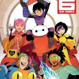 IDW Comics releases your favorite Disney series that is going to be for the first time as a comic book adaptation of Big Hero 6 The Series on its first […]