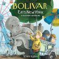 BOOM! Comics comes up with a children's book which focuses on adventuring and traveling around the globe in Bolivar Eats New York.