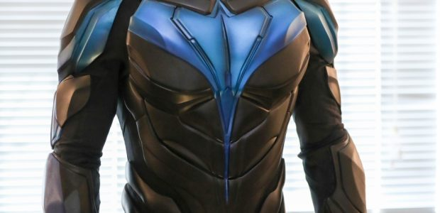 NIGHTWING UNLEASHED! NIGHTWING SUPERSUIT COSTUME OFFICIALLY UNVEILED TO PRESS DURING SPECIAL EVENT SEASON 2 FINALE OF TITANS AIRS FRIDAY, NOVEMBER 29, EXCLUSIVELY ON DC UNIVERSE The highly anticipated Nightwing supersuit […]