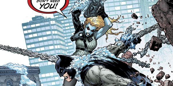Free from the grips of Mr. Freeze, and all that oppose her, Nora Freeze is calling the shots. With the city under her cold grips, Mrs. Freeze wastes no time […]