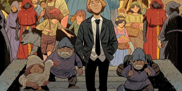This is a really cool comic, an epic fantasy quest with a twist! Ansel is basically a Larper but he Larps as an accountant from the city! Ansel lives amongst […]