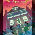 It's something else to make you shiver and shake: Goosebumps Horrors Of The Witch House, from IDW.