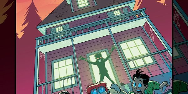 It's something else to make you shiver and shake: Goosebumps Horrors Of The Witch House, from IDW. This trade collects several issues of the comic book, as written by Denton […]