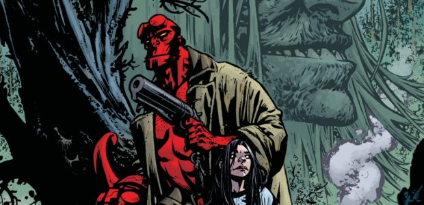 Dark Horse Comics to Publish Hellboy and the B.P.R.D.: The Return of Effie Kolb, A Thrilling 2-Part Mini-Series, Beginning in February 2020 Legendary HELLBOY creator Mike Mignola, acclaimed artist Zach […]