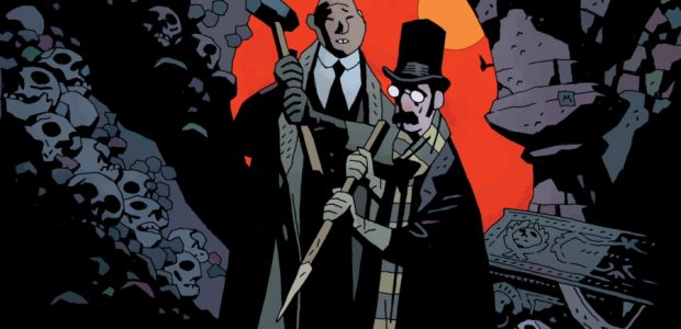 The Sequel to The Acclaimed Graphic Novel MR. HIGGINS COMES HOME Created by Mike Mignola and Acclaimed Artist Warwick Johnson-Cadwell Ahead of its publication, Dark Horse Comics is previewing the […]