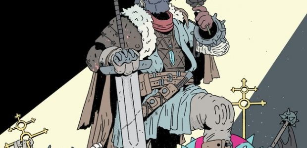 Two Brothers Challenge the Status Quo in 'Raiders' from Dark Horse From Daniel Freedman (Undying Love) and CROM (Birdking), comes an original graphic novel about family, freedom, and killing monsters […]