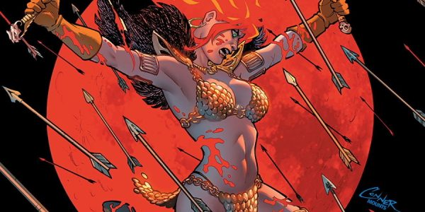 Another Dynamite Red Sonja collection this week, sweet! (Check out my other review of Dynamite's The Complete Gail Simone Red Sonja) This one, with writing by Mark Russell, has multiple […]