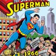 From IDW, Superman Silver Age Sundays, Vol. 2: 1963-1966 brings the series to a conclusion.