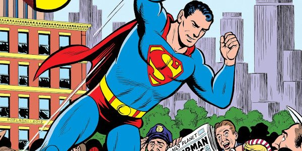 From IDW, Superman Silver Age Sundays, Vol. 2: 1963-1966 brings the series to a conclusion. As indicated inside the volume, Mort Weisinger at DC was recycling recent comic stories into […]