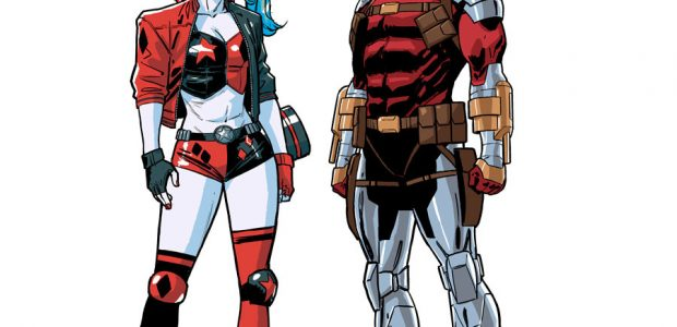 Bestselling Injustice 2 Team of Writer Tom Taylor and Artist Bruno Redondo Reunite for the Wildest Version of Suicide Squad Yet Task Force X—nicknamed the Suicide Squad—unites some of the […]