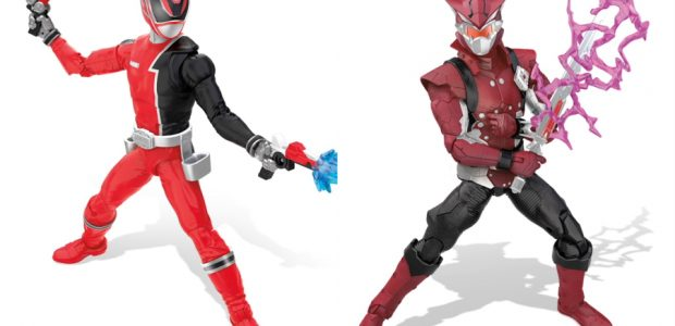Hasbro just released brand new additions to WAVE 4 of the Power Rangers Lightning Collection at Spain Comic Con: Power Rangers Lightning Collection S.P.D. Red Ranger AND Beast Morphers Cybervillain […]