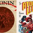 "Mike Richardson's Pulp Hero Homage, ""The Atomic Legion"", and His Adaptation of the Timeless Revenge Tale, ""47 Ronin"", are Presented in New Paperback Collections"