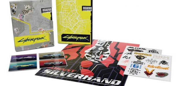 Step Into the World of Night City on April 22, 2020 Dark Horse Books and CD PROJEKT RED are proud to present a deluxe edition ofThe World of Cyberpunk 2077!The […]