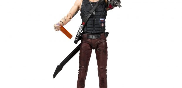 Entering into the new year, McFarlane Toys announced today that it has beguna licensing agreement with CD PROJEKT RED to create action figures forCyberpunk 2077! For the next 3 years, […]