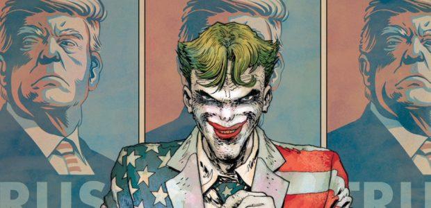 OK Joker Dark Knight Returns: The Golden Child #1. Miller. Grampá. Bellaire. December 11.