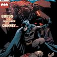 As Batman wraps up his nightly patrol, apprehending criminals and muggers alike, a string of murders have occurred, leaving a trail of mangled bodies throughout the streets of Gotham.